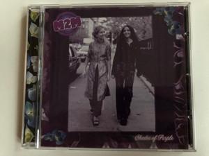 M2M – Shades Of Purple / Atlantic Audio CD 2000 / 7567-83258-2