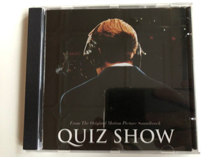 From The Original Motion Picture Soundtrack ‎– Quiz Show / Hollywood Records ‎Audio CD / 0120002HWR
