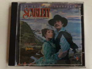The Original Soundtrack - Scarlett / Composed And Produced By John Morris / Incl. ''Love Hurts'', The Munich Philharmonic Orchestra, Featuring Nazareth / Polydor Audio CD 1994 Stereo / 523 867-2