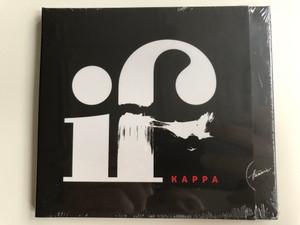 If - Kappa / Hunnia Records & Film Production Audio CD 2016 / HRCD 1601