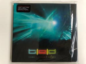 T|E|D – Tzumo Electronic Dreams / Hunnia Records Audio CD / HRCD 703