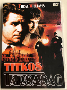 The Circle (The Fraternity) DVD 2002 Titkos Társaság / Directed by Sidney J. Furie / Starring: Treat Williams, Robin Dunne, Gordon Currie (5998329507339)