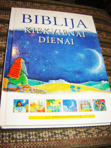Lithuanian Children's Bible / The Everyday Bible / Biblija Kiekvienai Dienai