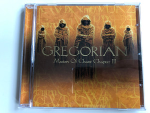 Gregorian ‎– Masters Of Chant Chapter III / Edel Records Audio CD 2002 / 0142042 ERE
