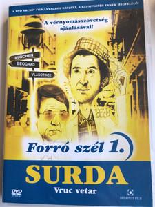 Forró szél 1. DVD 1978 Surda - Vruć vetar / Directed by Aleksandar Đorđević / Starring: Ljubiša Samardžić, Miodrag Petrović Čkalja, Radmila Savičević (5999544242920)