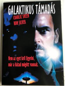 The Arrival DVD 1996 Galaktikus Támadás / Directed by Frank Shields, David Twohy / Starring: Charlie Sheen, Lindsay Coruse, Teri Polo, Ron Silver (5998329507087)