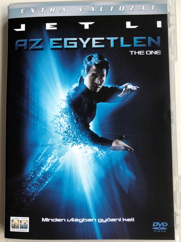 The One DVD 2001 Az egyetlen / Directed by James Wong / Starring: Jet Li, Delroy Lindo, Carla Gugino, Jason Statham (5999010447149)