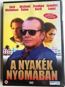 Blood & Wine DVD 1997 A nyakék nyomában / Directed by Bob Rafelson / Starring: Jack Nicholson, Michael Caine, Stephen Dorff, Jennifer Lopez (5999881068030)
