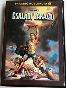 National Lampoon's Vacation DVD 1983 Családi Vakáció 1. / Directed by Harold Ramis / Starring: Chevy Chase, Beverly D' Angelo, Imogene Coca, Randy Quaid (5996514003390)