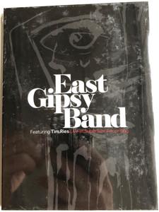 East Gipsy Band DVD 2012 Live at Super Size Recording / Featuring Tim Ries / Hunnia Records / József Balázs piano, Lajos Sárközi violin, Vilmos Oláh dulcimer (5999883042809)