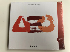 Arif Erdem Ocak - AEO - Bahar / Hunnia Records & Film Production Audio CD 2016 / HRCD 1604