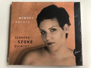 Memory Palace - Szandra Szőke Quintet / Hunnia Records & Film Production Audio CD 2014 / HRCD1410