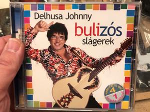 Delhusa Johnny – Bulizós Slágerek / Delhusa Records Audio CD / 5999514910255