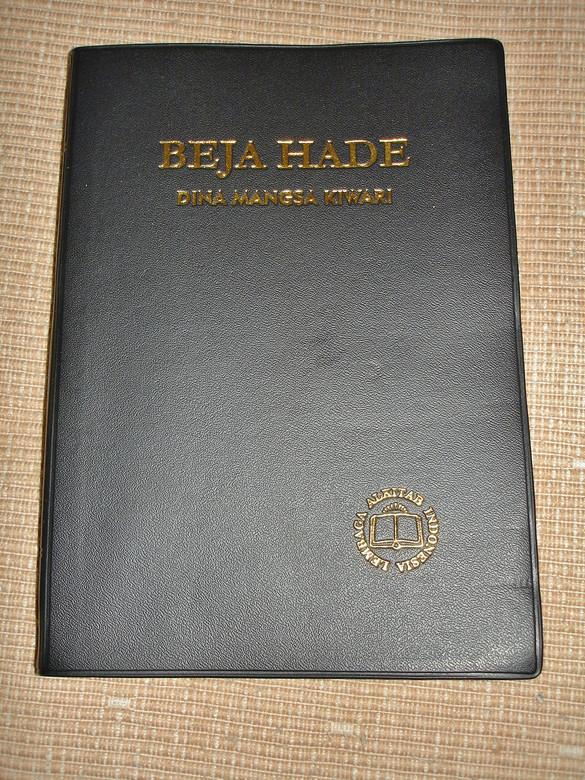 Sundanese Language New Testament