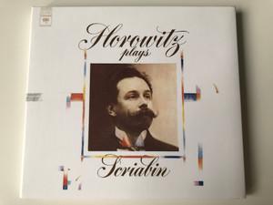 Horowitz Plays Scriabin / Sony Classical Audio CD 2003 / SMK90445