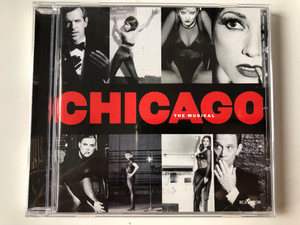 Chicago The Musical / RCA Victor Audio CD 1997 / 09026-68727-2