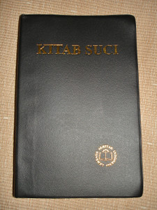 Bible In Javanese Formal Translation / KITAB SUCI 062TI Vinyl Bound with THUMB INDEX