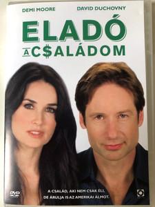 The Joneses DVD 2009 Eladó a Családom / Directed by Derrick Borte / Starring: Demi Moore, David Duchovny (5999544259232)