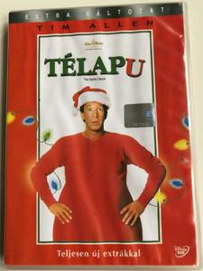 The Santa Clause DVD 1994 Télapu / Directed by John Pasquin / Starring: Judge Reinhold, Wendy Crewson (5996255710960)