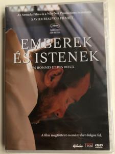 Des hommes et des dieux DVD 2010 Emberek és istenek / Directed by Xavier Beauvois / Starring: Lambert Wilson, Michael Lonsdale, Olivier Rabourdin / Of Gods and Men (5999885310005)