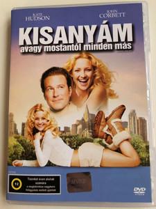 Raising Helen DVD 2004 Kisanyám - avagy mostantól minden más / Directed by Garry Marshall / Starring: Kate Hudson, John Corbett (5996255713978)