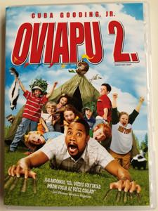Daddy day camp DVD 2007 Oviapu 2. / Directed by Fred Savage / Starring: Cuba Gooding Jr. , Lochlyn Munro, Richard Gant, Tamala Jones (5999048918086)