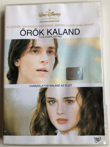 Tuck Everlasting DVD 2002 Örök kaland / Directed by Jay Russell / Starring: Alexis Bledel, Ben Kingsley, Sissy Spacek, William Hurt (5996255710175)