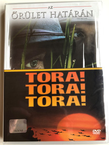 The Thin Red Line (1998) - Tora! Tora! Tora! (1970) DVD Az őrület határán - A Pearl habor-i csata / Directed by Terrence Malick, Richard Fleischer / Starring: Sean Penn, Adrien Brody, Jim Caviezel, Ben Chaplin, Soh Yamamura, Tatsuya Mihashi, Eijiro Tono (5996255717013)