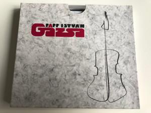 Papp István Gázsa – From Budapest to Kommando / Folk Európa Audio CD 2003 / FESZCD04