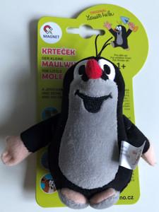 Krtek - Little mole 10 cm magnet / Der Kleine Maulwurf 10cm - Krteček / Kisvakond 10cm mágnes / 39904Z / Ages 1+ (8590121399043)