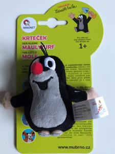 Krtek - Little mole 7 cm magnet / Der Kleine Maulwurf 7cm - Krteček / Kisvakond 7cm mágnes / 39914Z / Ages 1+ (8590121399142)