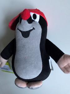 Krtek - Little mole red cap 16cm / Kisvakond piros micivel 16cm / Maulwurf mit Kappe rot 16 cm / Krteček kšiltovkou červ. / Ages 0+ / 47902D (8590121504591)