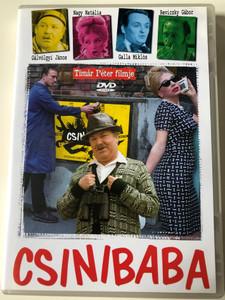 Csinibaba (Dollybirds) DVD 1997/ Directed by Péter Tímár / Starring: Gálvölgyi János, Reviczky Gábor, Andorai Péter (5998329507025)