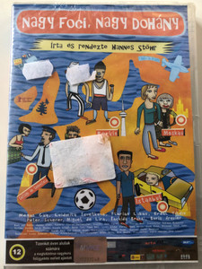 One day in Europe DVD Nagy foci, nagy dohány / Directed by Hannes Stöhr / Starring: Megan Gay, Luidmila Tsvetkova, Andrei Sokolov (5998133175038)
