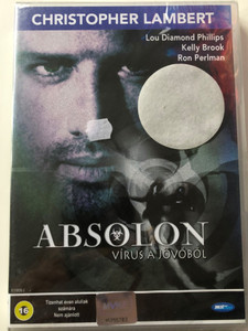 Absolon DVD 2003 Vírus a jövőből / Directed by David DeBartolomé / Starring: Christopher Lambert, Lou Diamond Phillips, Kelly Brook, Ron Perlman (.5998133189905)