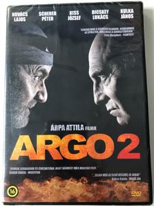 Argo 2 DVD 2015 / Directed by Árpa Attila / Starring: Kovács Lajos, Scherer Péter, Kiss József, Bicskey Lukács (5999546337563)