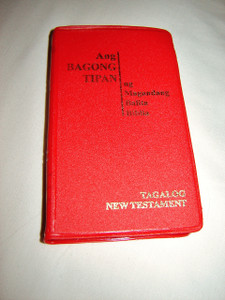 Tagalog New Testament TPV 252 / Pocket size Tagalog Popular Version