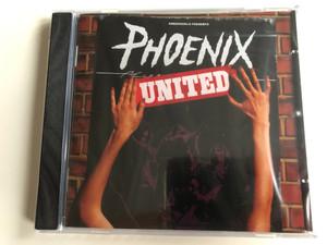 Phoenix – United / Source Audio CD 2000 / 724384885328