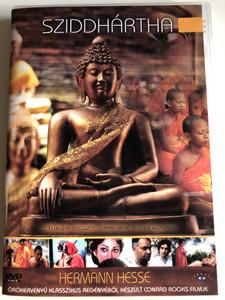 Siddhartha DVD 1972 Sziddhártha / Directed by Conrad Rooks / Starring: Shashi Kapoor, Simi Garewal, Romesh Sharma / Based on the Classic Novel by Herman Hesse (5999883203224)