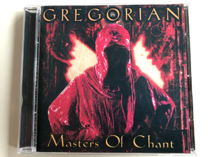 Gregorian ‎– Masters Of Chant / Edel ‎Audio CD 1999 / 0058892ERE