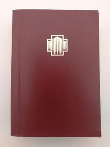Evangélikus énekeskönyv - A Magyarországi Evangélikus Keresztyén Egyház énekeskönyve / Hungarian Evangelical Hymnal Book / MEE 1987 / Negyedik kiadás / Hardcover (963702056X)