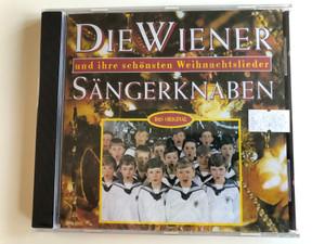 Die Wiener Sängerknaben – Und Ihre Schönsten Weihnachtslieder / Das Original / Teldec Classics Audio CD 1993 / 2292-44574-2
