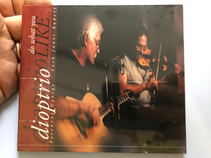 Dioptrio ‎– Do What You Like / Ferenczy Gyorgy, Toth Janos Rudolf / Fonó Records ‎Audio CD 2000 / FA-090-2 CD