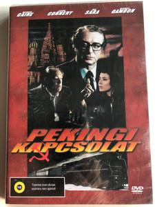 Bullet to Beijing DVD 1995 Pekingi kapcsolat / Directed by George Mihalka / Starring: Michael Caine, Jason Connery, Mia Sara, Michael Gambon / Harry Palmer production (5999545580380)