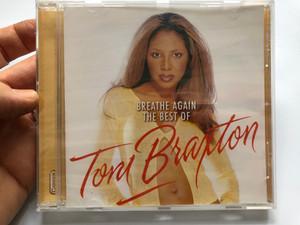 Toni Braxton – Breathe Again: The Best Of / Camden Audio CD 2010 / 88697523852