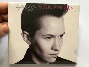Gossip – Music For Men / Columbia Audio CD 2009 / 88697550122
