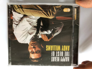 Happy Heart The Best Of Andy Williams / Sony Music 2x Audio CD 2009 / 88697536542