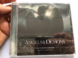 Angels&Demons - Original Motion Picture Soundtrack / Music by Hans Zimmer / Violin Solos by Joshua Bell / Sony Classical Audio CD 2009 / 88697520962