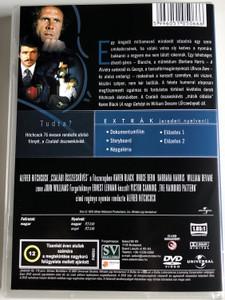 Family Plot DVD 1976 Családi összeesküvés / Directed by Alfred Hitchcock / Starring: Karen Black, Bruce Dern, Barbara Harris / Szinkronizált Hitchcock - gyűjtemény (5996051050666)