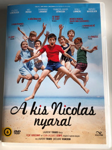 Les vacances du petit Nicolas DVD 2014 A kis Nicolas nyaral (Nicholas on Holiday) / Directed by Laurent Tirard / Starring: Mathéo Boisselier, Valérie Lemercier, Kad Merad, Dominique Lavanant (5996471001194)